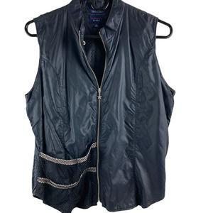 Tommy Jeans Womens Black Vest XL